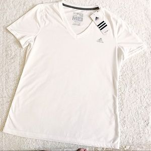 NWT Women's Adidas Ultimate Tee Size M